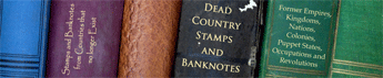 Dead Countries Stamps